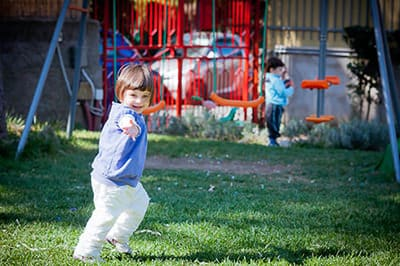 asilo nido bilingue milano